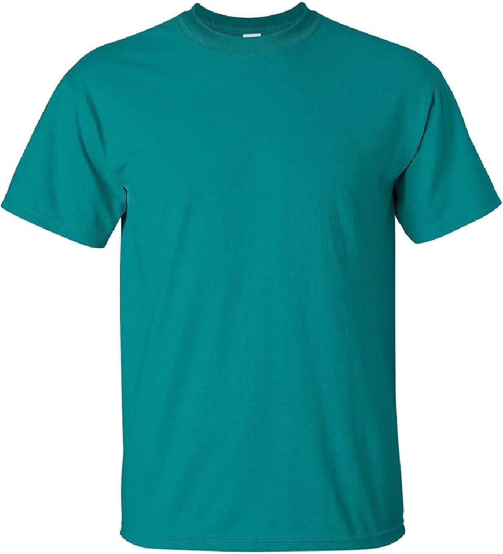 Gildan Men's G2000 Ultra Cotton Adult T-shirt, Jade Dome, XX-Large
