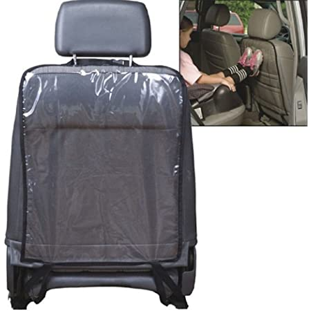 1PC Car seat back protector cover for children kick mat protects storage bags XD
