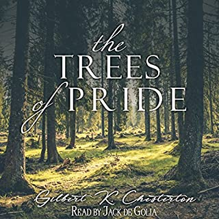 The Trees of Pride audiobook cover art