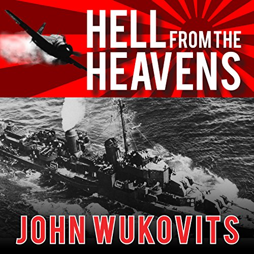 Hell from the Heavens audiobook cover art