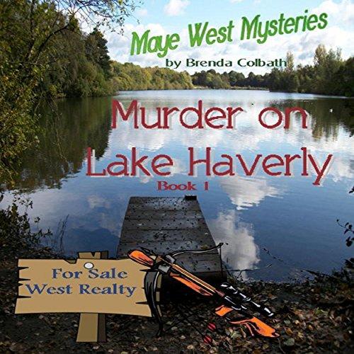 Murder on Lake Haverly audiobook cover art