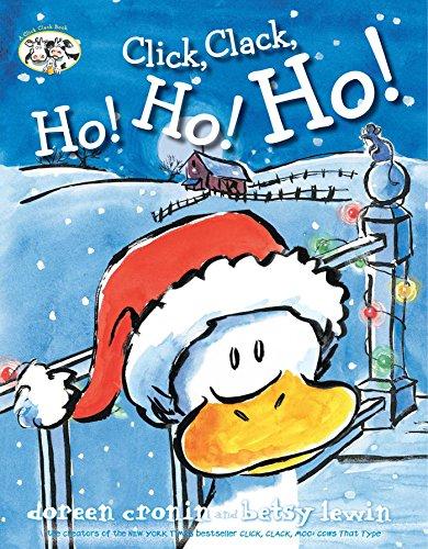 Click, Clack, Ho! Ho! Ho! (A Click Clack Book)