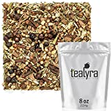 Tealyra - Blood Cleanser Tea - Wellness Detox - Health Tonic - Dandelion - Ginger - Loose Leaf Herbal Tea - Natural Cleanse - Diuretic Tea - Caffeine-Free - 224g (8-ounce)