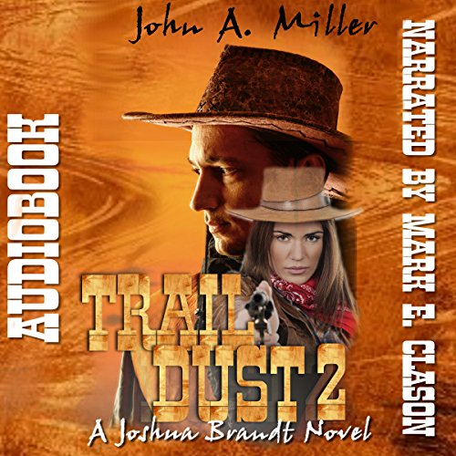 Trail Dust 2 audiobook cover art