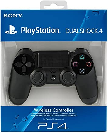 Sony PS4 Dualshock V2 Jet Black