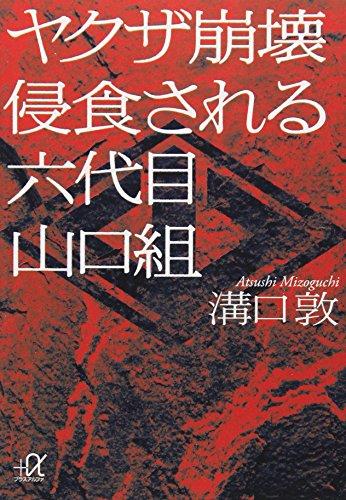 ヤクザ崩壊 侵食される六代目山口組 (講談社+α文庫)の詳細を見る