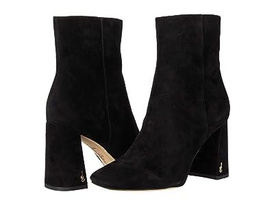 Sam Edelman Codie (Black Suede Leather) Women