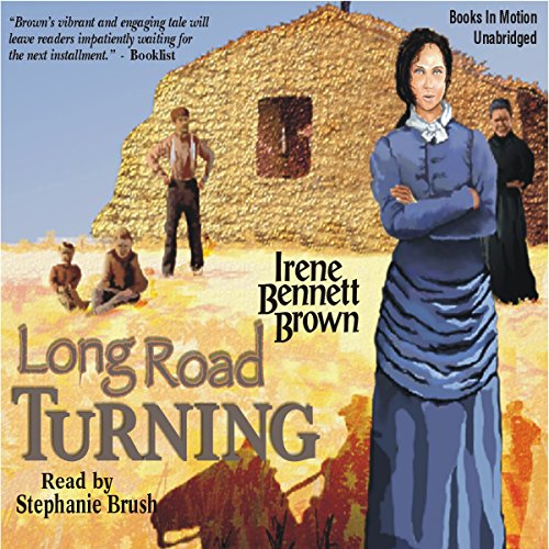 Long Road Turning audiobook cover art
