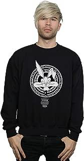 Looney Tunes Men's Wile E Coyote Super Genius Sweatshirt