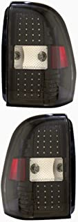 Outer Tail Light Replacement For Chevrolet Chevy Trailblazer Driver Left And Passenger Right Side Pair Set 2002 2003 2004 2005 2006 2007 2008 Taillamp Assembly