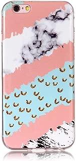 iPhone 6 Plus/iPhone 6S Plus ケース, OMATENTI マーブル 美しい薄型 柔らかTPU い ケース, 人気 新製品 滑り防止 衝撃吸収 全面保護 バックケース, 耐摩擦 耐汚れ 落下防止 耐衝撃性 iPhone 6 Plus/iPhone 6S Plus 用 Case Cover,パターン-23