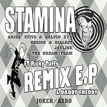 Stamina Remix E.P