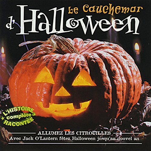 Le cauchemar d'Halloween cover art