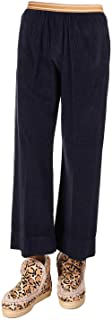 TRUENYC Luxury Fashion Womens PENNYE8014 Blue Pants | Fall Winter 19