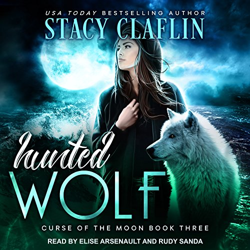Hunted Wolf audiobook cover art