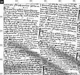 Mittelalter, England, Sprache, Schrift, Englisch Stoffe -