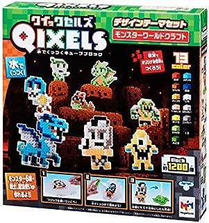 QIXELS(クイックセルズ) デザインテーマセット モンスターワールドクラフト