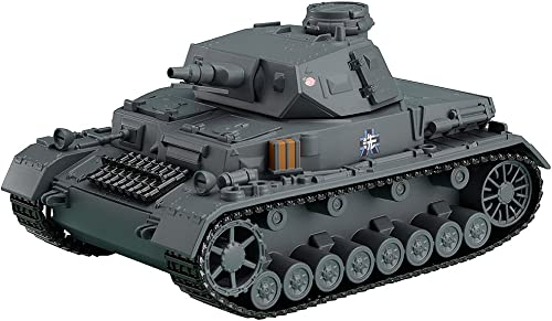Girls und Panzer NendGoldid More Fahrzeug Panzer IV Ausf. D 16 cm