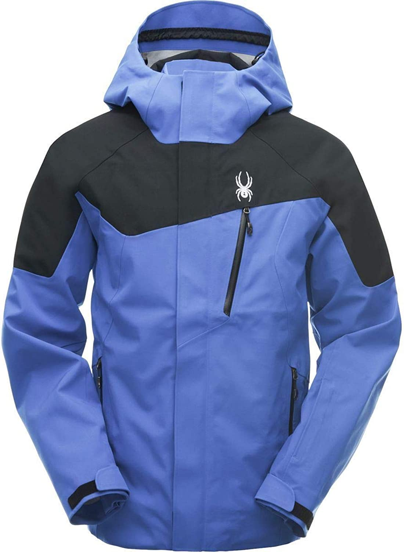 Spyder Men's Jagged 3l Goretex Shell Jacket Skiing