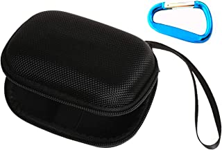XBERSTAR Hard EVA Carrying Case Cover for Garmin Edge 20 25 200 500 510 520 800 810 820 Bike GPS Computer (Black)