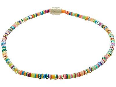 Kendra Scott Reece Wrap Bracelet (Gold Neon Mix) Bracelet