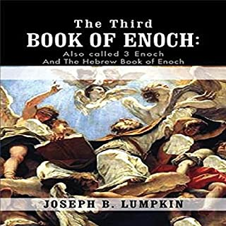 The Third Book of Enoch cover art