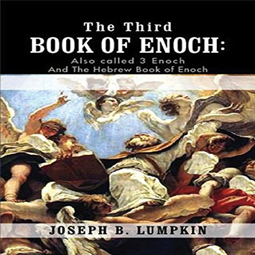 The Third Book of Enoch audiobook cover art