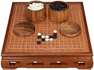 Luckyw Exklusiva klassiska schackdelar i massivt trä