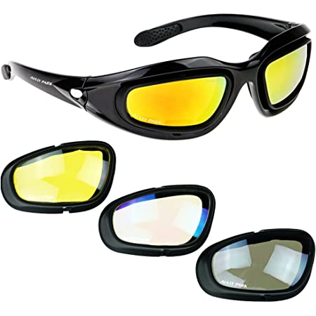 best motorcycle glasses for day and night riding