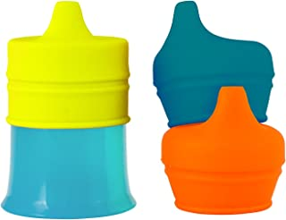 Boon Snug Spout with Cup Blue/Orange/Green