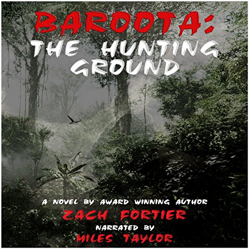 Baroota audiobook cover art