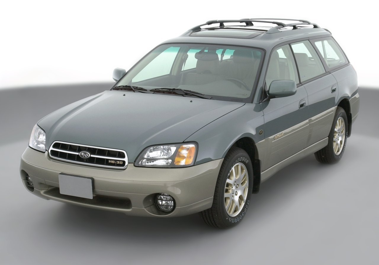 Amazon Com 2001 Subaru Outback Outback H6 L L Bean Edition Reviews Images And Specs Vehicles