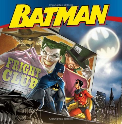Batman Classic: Fright Club by John Sazaklis (29-May-2012) Paperback