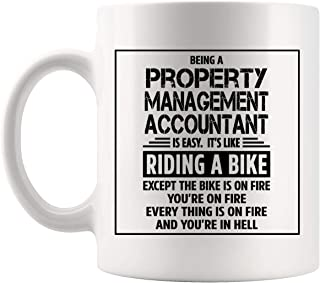 Thoughtful Gifts for Accountants Coffee Cup | Mug for Property Management Accountant Accounting Auditor CPA Certified Public Tax Preparer Season IRS