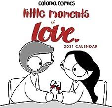 Catana Comics Little Moments of Love 2021 Wall Calendar