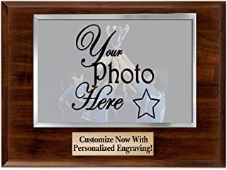 Best personalised wooden photo plaque Reviews