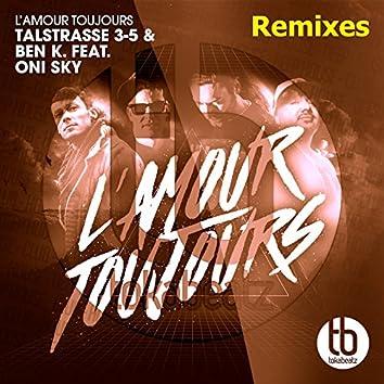 L'amour toujours (Remixes)