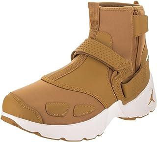 huge discount b7a30 21834 Jordan Nike Men s Trunner LX High Boot 9.5 Yellow
