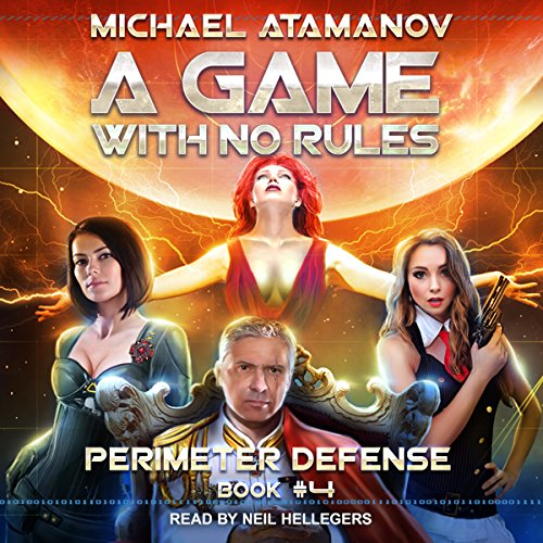 A Game with No Rules audiobook cover art