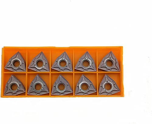 popular WNMG431 / WNMG080404 Indexable Carbide 2021 Inserts Blade For Machining Stainless Steel And Cast Iron, High Strength, discount High Toughness online sale
