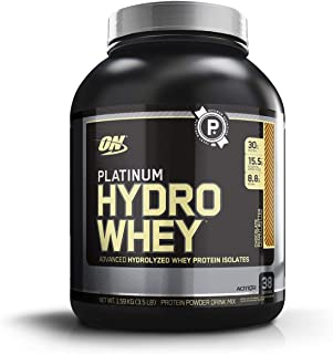 OPTIMUM NUTRITION Platinum Hydrobuilder, Chocolate Peanut Butter 38serv