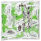丸美屋 中華風スープ あっさり塩仕立て(2.5g×40袋) 100g