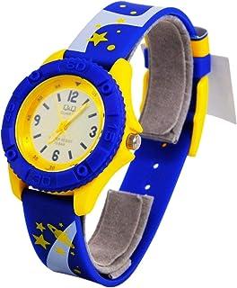 Q&Q Kids Waterproof Watch in Blue [VQ96J018Y]