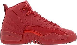 newest 377d9 a57f9 Nike Kids Air Jordan 12 Retro (GS) Basketball Shoes (4)