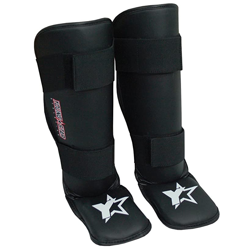 Young Star Youth Shin Pads