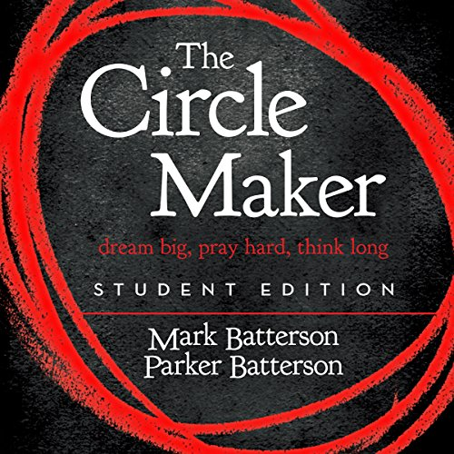 The Circle Maker Student Edition audiobook cover art