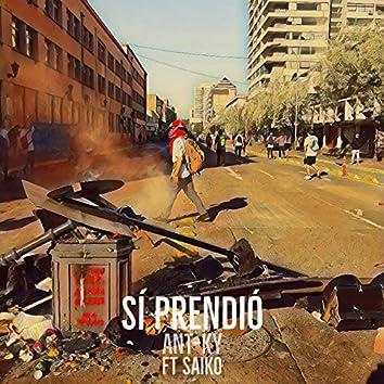 Sí Prendió (feat. Saiko)