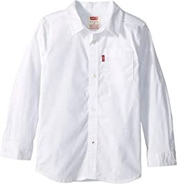 Long Sleeve One-Pocket Shirt (Toddler)