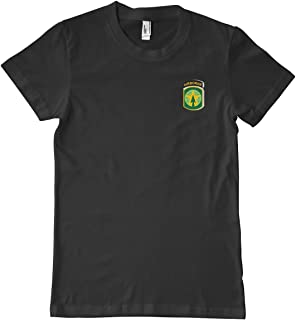 United States Army 16th Military Police Brigade Patch Mens T-Shirt Tshirt Heavy Cotton Tee