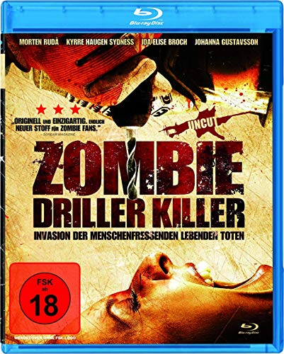 Zombie Driller Killer [Blu-ray]
